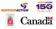 ParticipACTION, Participation 150 Play List, The Government of Canada and Speed Skate Canada
